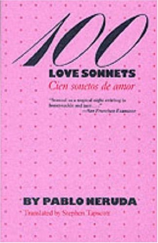 100 Love Sonnets 9780292760288