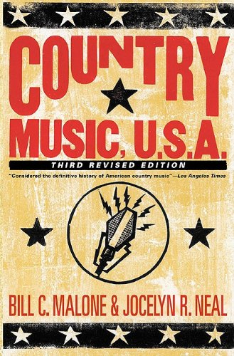 Country Music, U.S.A. 9780292723290