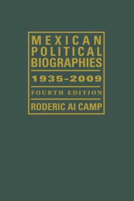 Mexican Political Biographies, 1935-2009 [With CDROM] 9780292726345