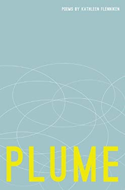 Plume: Poems 9780295991535