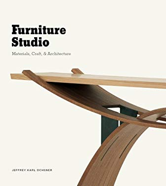 Furniture Studio: Materials, Craft, & Architecture 9780295991559