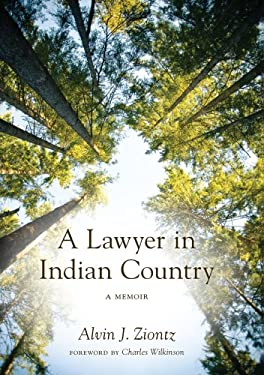 A Lawyer in Indian Country: A Memoir 9780295992358