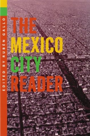 The Mexico City Reader 9780299197148