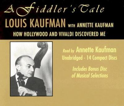 A Fiddler's Tale: How Hollywood and Vivaldi Discovered Me