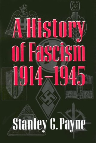 A History of Fascism, 1914-1945 9780299148706