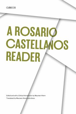 A Rosario Castellanos Reader 9780292770362