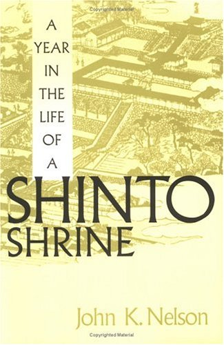 A Year in the Life of a Shinto Shrine 9780295975009