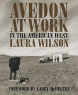 Avedon at Work: In the American West 9780292701939