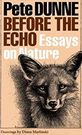 Before the Echo: Essays on Nature 824351