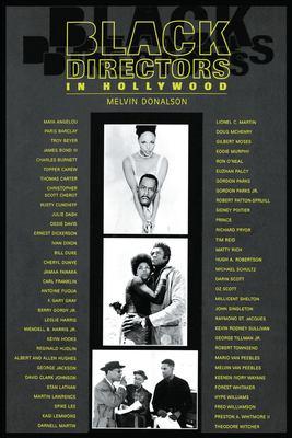 Black Directors in Hollywood 9780292701793