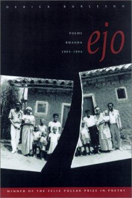 Ejo: Poems, Rwanda, 19911994 9780299170240