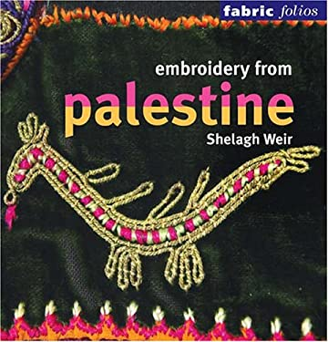 Embroidery from Palestine 9780295986609