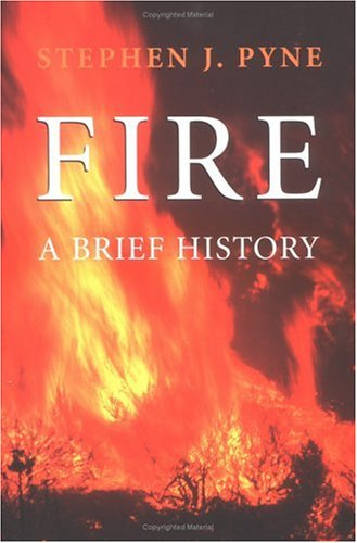 Fire: A Brief History 9780295981444