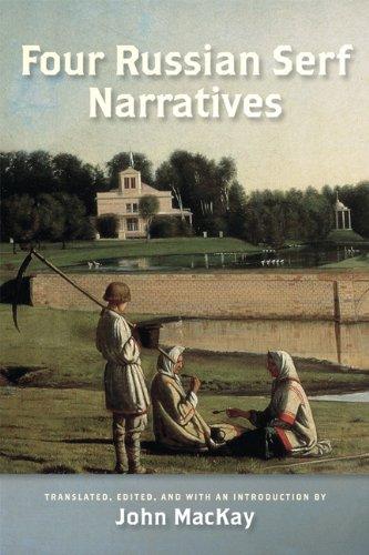 Four Russian Serf Narratives 9780299233747