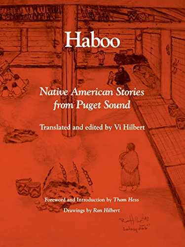 Haboo: Native American Stories from Puget Sound 9780295962702