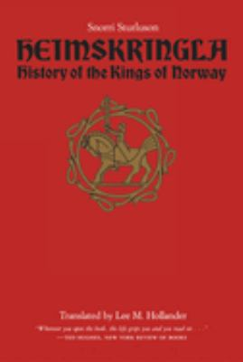 Heimskringla: History of the Kings of Norway 9780292730618