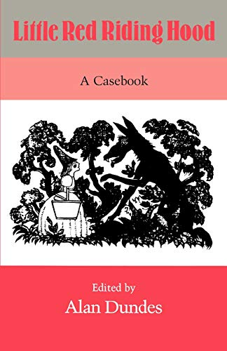 Little Red Riding Hood: A Casebook 9780299120344