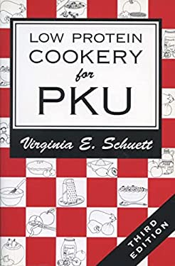 Low Protein Cookery for Phenylketonuria 9780299153847
