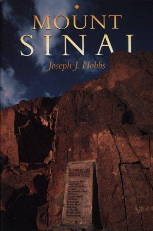 Mount Sinai 9780292730915