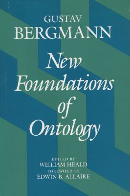 New Foundations of Ontology 9780299131302