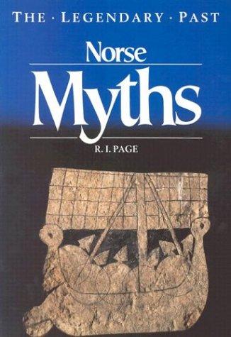 Norse Myths 9780292755468