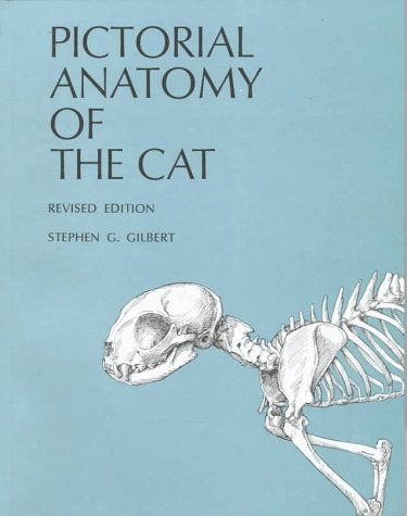 Pictorial Anatomy of the Cat 9780295954547