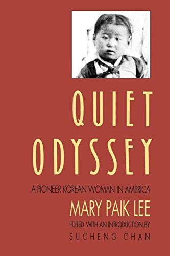 Quiet Odyssey 9780295969695