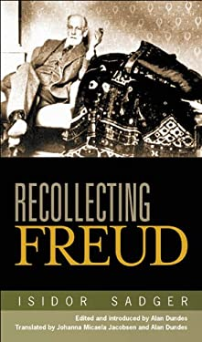 Recollecting Freud 9780299211004