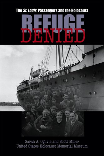 Refuge Denied: The St. Louis Passengers and the Holocaust 9780299219802