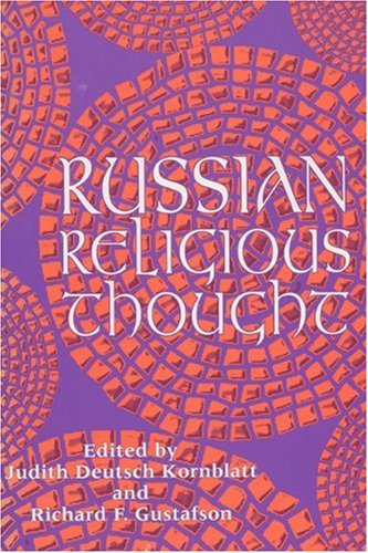 Russian Religious Thought 9780299151348