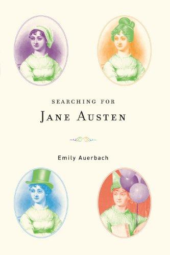 Searching for Jane Austen 9780299201845