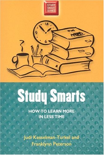Study Smarts: How to Learn More in Less Time 9780299191849