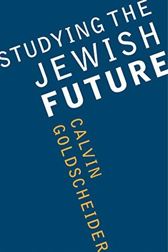 Studying the Jewish Future 9780295983899