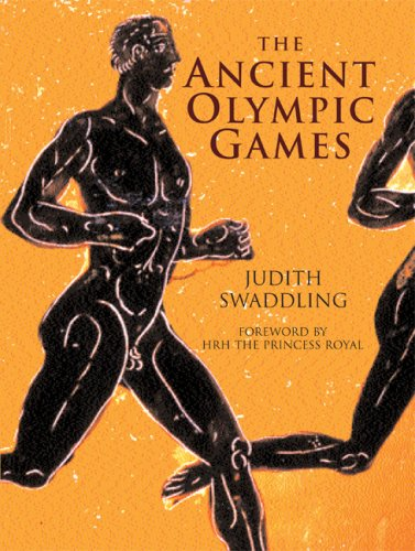 The Ancient Olympic Games 9780292718937