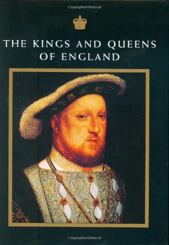 The Kings and Queens of England 9780297834878