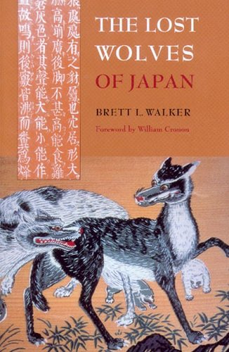 The Lost Wolves of Japan 9780295988146