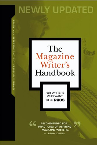 The Magazine Writer's Handbook 9780299214944