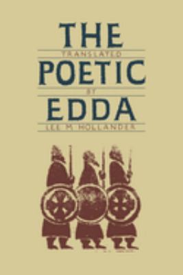 The Poetic Edda: Second Edition, Revised 9780292764996