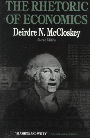 The Rhetoric of Economics 9780299158149
