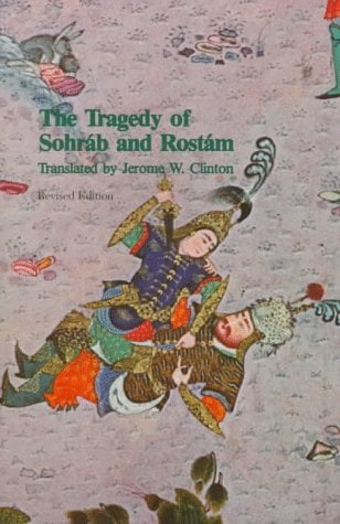 The Tragedy of Sohrab and Rostam 9780295975672
