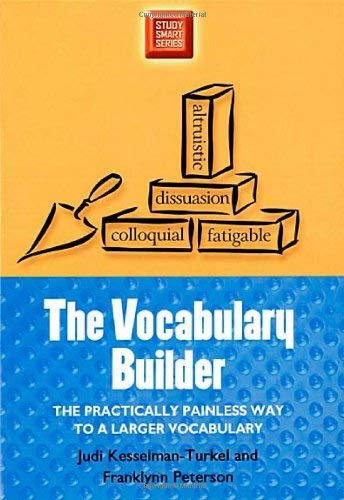 The Vocabulary Builder: The Practically Painless Way to a Larger Vocabulary 9780299192044