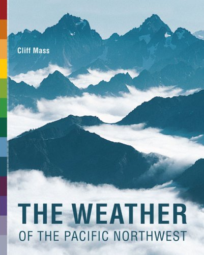 The Weather of the Pacific Northwest 9780295988474