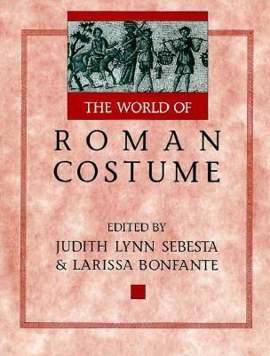 The World of Roman Costume 9780299138509