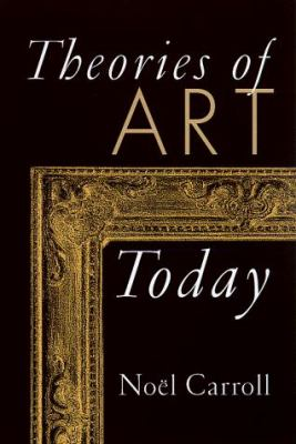 Theories of Art Today 9780299163549