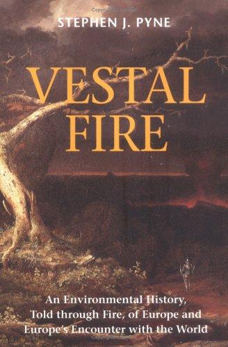 Vestal Fire 9780295979489