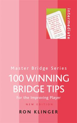 100 Winning Bridge Tips 9780304365876
