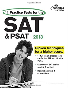 11 Practice Tests for the SAT & PSAT 9780307944818