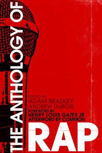 The Anthology of Rap 9780300141917