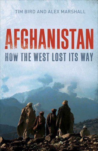 Afghanistan: How the West Lost Its Way 9780300154573