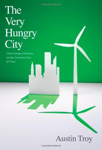 The Very Hungry City: Urban Energy Efficiency and the Economic Fate of Cities 9780300162318